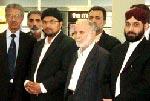 Sahibzada Hussain Mohi-ud-Din Qadri reaches Hong Kong on a five-day tour
