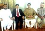 منہاج القرآن یوتھ لیگ کے مرکزی صدر چودھری بابر علی کا دورہ اسلام آباد