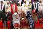 Minhaj Welfare Foundation & Dar-ul-Ehsan Welfare Society jointly hold congregational marriage ceremony
