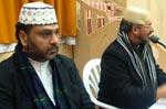 منہاج القرآن انٹرنیشنل کے سینیئر نائب ناظم اعلیٰ شیخ زاہد فیاض کی فرانس آمد