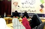 منہاج القرآن ویمن لیگ کے تحت تربیتی ورکشاپ