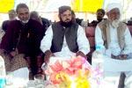 تحریک منہاج القرآن دولتالہ کے زیراہتمام جامع مسجد و المنہاج اسلامک سینٹر کے سنگ بنیاد کی افتتاحی تقریب