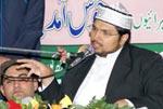 صاحبزادہ حسین محی الدین قادری کا سووان سٹی میں نماز جمعہ کے اجتماع سے خطاب