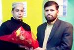 منہاج القرآن انٹرنیشنل کپسیلی مرکز میں سکھ نوجوان کا قبول اسلام