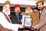 منہاج القرآن پبلی کیشنز کی طرف سے خصوصی ایوارڈز برائے سال 10-2009ء