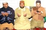 شہزادہ غوث الوریٰ حضرت پیر السید عبدالقادر جمال الدین الگیلانی کی صحت یابی کے لیے خصوصی محفل دعا