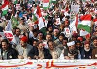 Milad March MYL Gujranwala