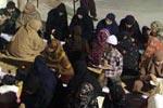 منہاج القرآن ویمن لیگ کے زیراہتمام ضیافت میلاد اور محفل میلاد النبی صلی اللہ علیہ وآلہ وسلم