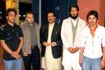 ایم ایس ایم راولپنڈی کے وفد کی سرپرست تحریک منہاج القرآن راولپنڈی ملک فخر زمان عادل سے ملاقات