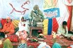 منہاج القرآن ویمن لیگ کوٹ عباس شہید ملتان کے زیراہتمام محفل میلاد
