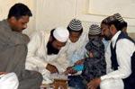 صوبائی میڈیا کوآرڈینیٹر تحریک منہاج القرآن پنجاب راؤ محمد عارف رضوی کی بیٹی کی رسم بسم اللہ کی تقریب