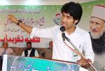 کالج آف شریعہ میں مقابلہ حسنِ تقریر : بعنوان ہم کہ مومن بھی ہیں منافق بھی