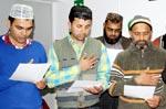 منہاج القرآن بادالونا (سپین) کی تنظیم نو، محمد نواز جرال صدر اور عدنان رضا جنرل سیکرٹری مقرر