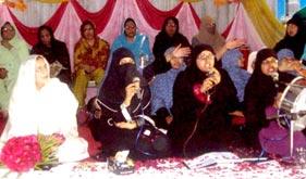 Minhaj Women League launch countrywide Milad Campaign