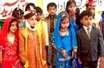 منہاج ماڈل سکول بھوپالوالہ (سیالکوٹ) میں تقریب تقسیم انعامات