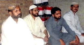 تحریک منہاج القرآن لودہراں کے زیراہتمام شب بیداری کا پروگرام