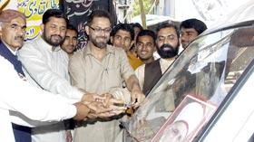سید والا میں 30 ویں منہاج ایمبولینس سروس کا افتتاح