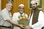 منہاج القرآن انٹرنیشنل انڈیا کے صدر سید ناد علی حسن علی کا دورہ پاکستان