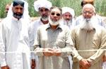 تحریک منہاج القرآن دھدو بسراء کے زیراہتمام منہاج فری ڈسپنسری کا افتتاح