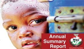 منہاج ویلفیئر فاؤنڈیشن کی سالانہ رپورٹ 2011