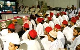 ماہانہ مجلس ختم الصلوٰۃ علی النبی (ص) - جون 2011ء