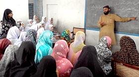 طاہر فاؤنڈیشن سکول شاہدرہ میں عرفان القرآن کورس کی افتتاحی تقریب