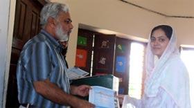 تحریک منہاج القرآن ضلع کوٹلی کے زیراہتمام آئیں دین سیکھیں کورس