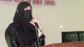 منہاج القرآن ویمن لیگ کے زیراہتمام ورکشاپ برائے طالبات