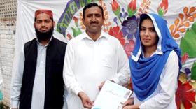 فاطمۃ الزہرا گرلز کالج کوٹلی آزاد کشمیر میں آئیں دین سیکھیں کورس