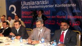 Third International Scholars Conference on Nursi Studies held in Turkey