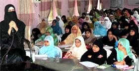 منہاج القرآن ویمن لیگ کے زیراہتمام اسلامک لرننگ کورس 2011ء