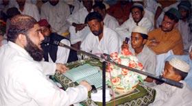تحریک منہاج القرآن اور انجمن غلامان پنجتن کے زیراہتمام استقبال رمضان کانفرنس