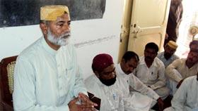 امیر پنجاب تحریک منہاج القرآن احمد نواز انجم کا تنظیمی دورہ لودہراں