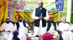 تحریک منہاج القران آزادکشمیر کے زیراہتمام آل آزاد کشمیر تربیتی کیمپ بنجوسہ