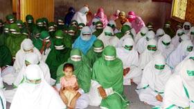 جامعۃ الکوثر للبنات کھوئیرٹہ آزاد کشمیر میں آئیں دین سیکھیں کو رس کا انعقاد