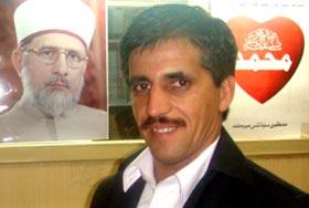 ڈاکٹر علی اکبر الازہری کے چھوٹے بھائی اور تحریک منہاج القرآن شعبہ ڈاک کے انچارج محمد آزاد انتقال کر گئے۔