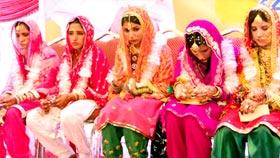 MWF marries off ten flood-hit couples