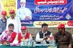 منہاج القرآن یوتھ لیگ کے زیراہتمام فری بلڈ گروپنگ کیمپ