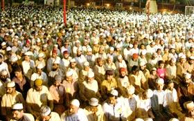 تحریک منہاج القرآن کے شہر اعتکاف 2011ء کا تیسرا دن