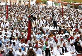 تحریک منہاج القرآن کے شہر اعتکاف 2011ء کا چھٹا دن