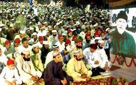تحریک منہاج القرآن کے شہر اعتکاف 2011ء کا نواں دن