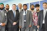 Northampton Muslims mark peace campaign