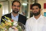 ڈاکٹر رحیق احمد عباسی( ناظم اعلیٰ ) کا دورہ یونان، تنظیم سازی اور عشائیہ میں شرکت
