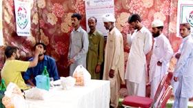 منہاج ویلفیئر فاونڈیشن کے زیراہتمام ڈینگی وائرس سے بچاؤ کے لئے مہم کا آ غاز