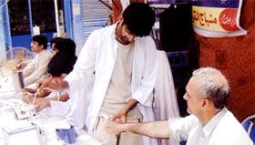 MQI Haveli Lakha sets up Blood Donors Society