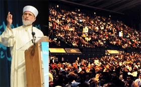 منہاج القرآن انٹرنیشنل برطانیہ کے زیراہتمام عالمی امن کانفرنس 2011ء