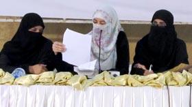 منہاج القرآن ویمن لیگ کے زیراہتمام اجلاس مشاورتی کونسل اور الوداعیہ تقریب