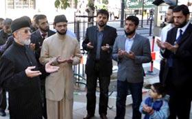 لندن میں منہاج ویلفیئر فاؤنڈیشن یوکے اور یورپ کے نئے ہیڈ آفس کا افتتاح
