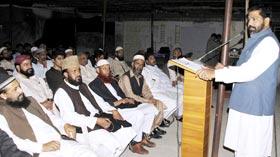تحریک منہاج القرآن ضلع راولپنڈی کا تنظیمی اجلاس