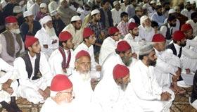 ماہانہ مجلس ختم الصلوٰۃ علی النبی (ص) - نومبر 2011ء